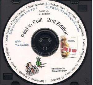 Audio CD of Paid in Full