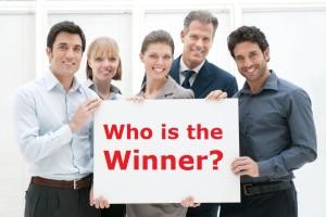image who is winner